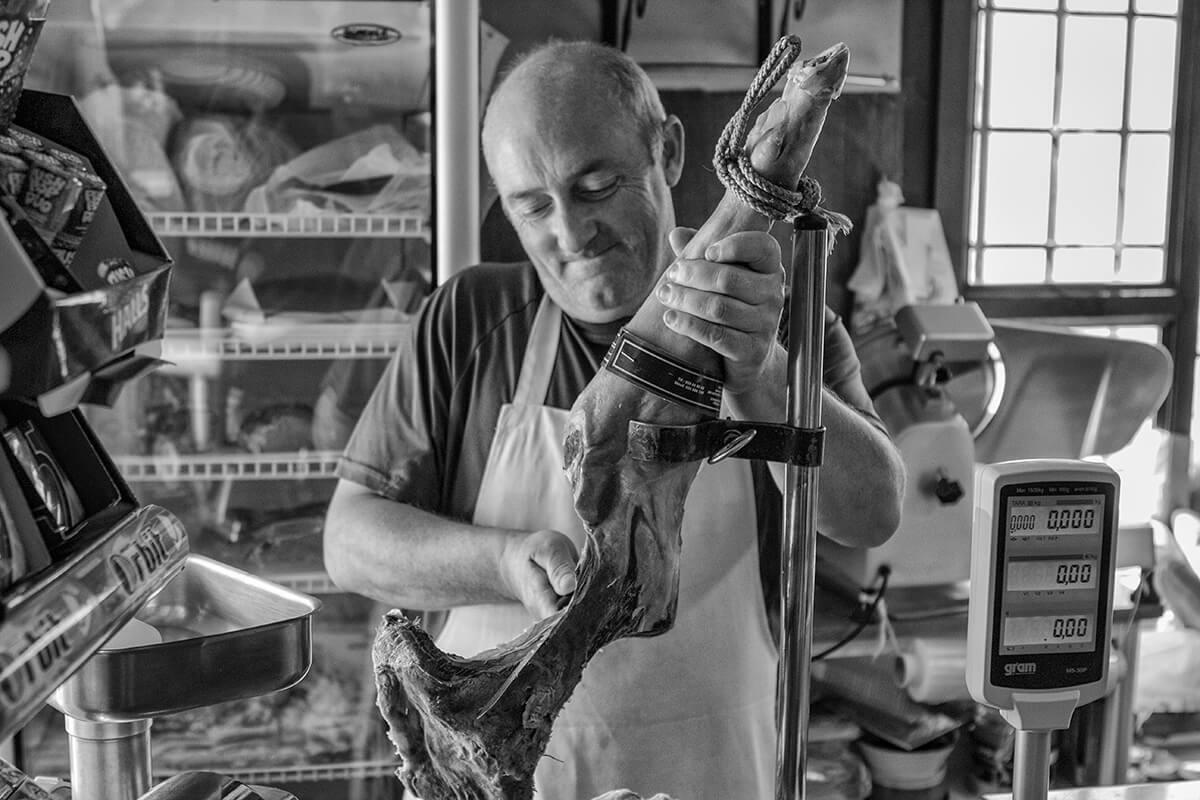 Ham-italië-winkel
