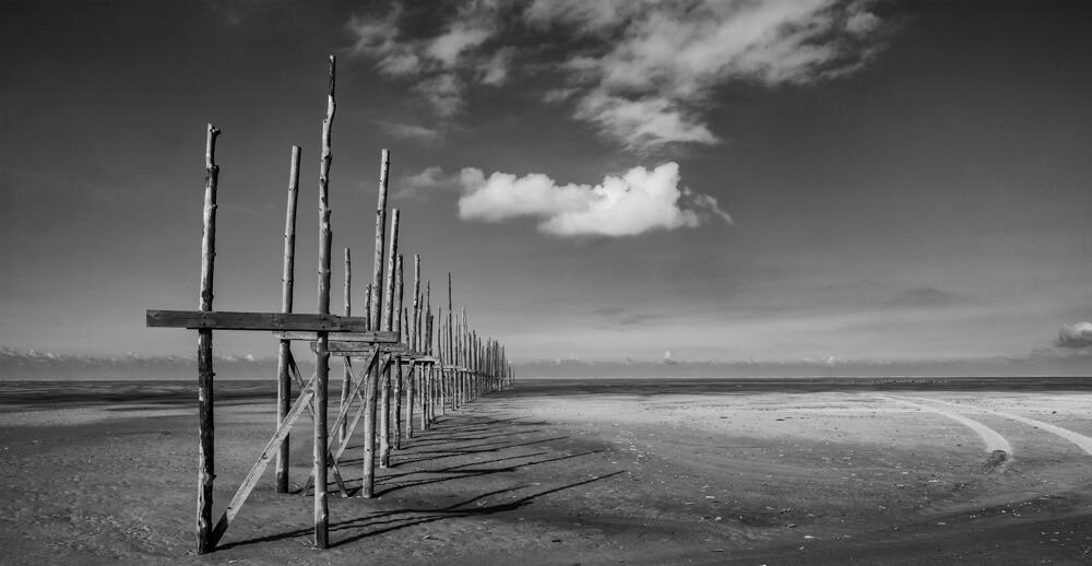 steiger vlieland strand oudesteiger